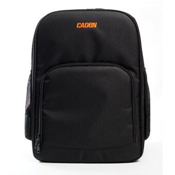 Harga JinGle Caden UVA Backpack Case For DJI Phantom Phantom3/4 Advanced/Standard Drone (Black)