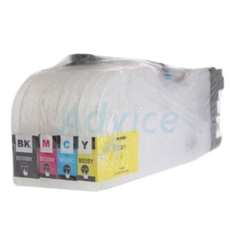 Harga INKTANK FOR BROTHER LC 539,535,DCP-J100/J200 (Planet) ตลับเปล่า