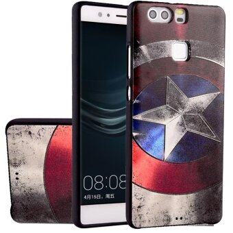 Harga Hicase Anti-Slip Ultra-thin Slim Soft TPU Case Cover for Huawei P9 Plus - intl