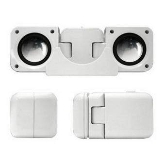 Harga GD Portable MINI Speaker for IPOD, MP3, MP4, player, PC&MOBILEPHONE