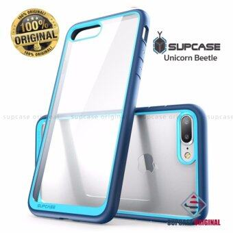 Harga Supcase Unicorn Beetle Series Hybrid Protective Clear Case for Apple iPhone 7 Plus- Blue