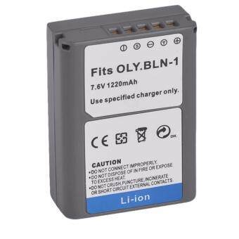 Harga For Olympus แบตเตอรี่กล้อง รุ่น BLN-1 / BLN1 Replacement Battery for Olympus