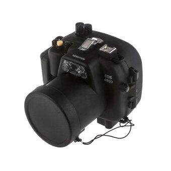Harga Meikon 40M Waterproof Underwater Camera Housing Case Bag for Canon 600D T3i Camera