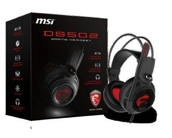 Harga MSI DS502 GAMING HEADSET