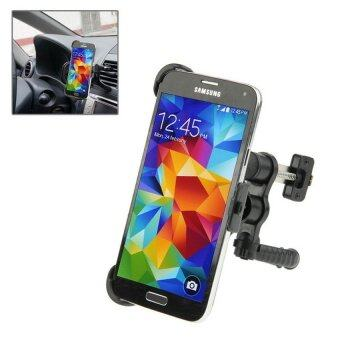 Harga Air Conditioning Vent Car Holder for Samsung Galaxy S5 /G900(Black) - intl