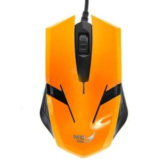 Harga MD-TECH USB Optical Mouse MD-TECH (MD-60) Yellow/Black