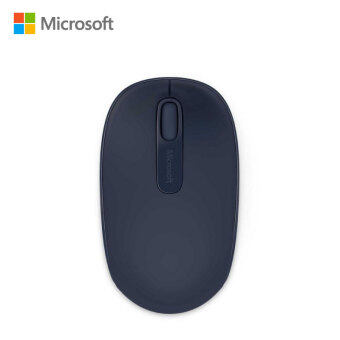 Harga Microsoft Wireless Mobile Mouse 1850 (Wool Blue)
