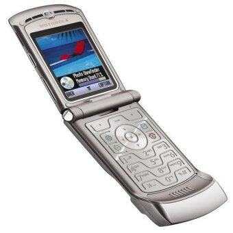 Harga (FACTORY REFURBISHED) Motorola V3 RAZR - Grey