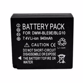 Harga Replacement Battery for Panasonic รหัส DMW-BLG10, DMWBLG10, DMW-BLG10E, DMWBLG10E, DMW-BLG10PP, DMWBLG10PP แบตกล้อง Panasonic Lumix DMC-GF6, GX7, GX80, GX85, LX10, LX15, LX100, ZS60, ZS100, TZ80, TZ100