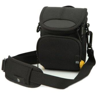 Harga Shoulder Bag for Nikon 1J5 J4 J3 J2 J1 AW1 S1 V3 V2 V1P610S/600/530 L340/830/330/320 Digital Camera Nylon Bag withWaterproof Bag - intl