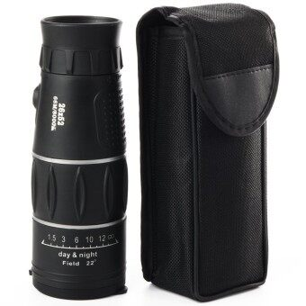 Harga 26x52mm Dual Focus Zoom Optic Lens Armoring Travel Monocular Telescope