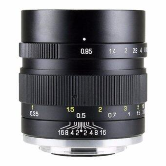 Harga ZY Optics Mitakon Speedmaster 35mm f0.95 ver II for Sony E (Black) - intl