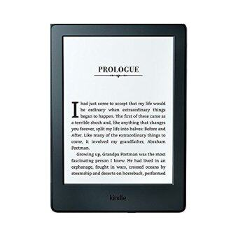 "Harga Amazon All-New Amazon Kindle E-reader - Black, 6"" Glare-Free Touchscreen Display, Wi-Fi - Includes Special Offers"