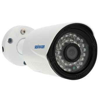 Harga szsinocam HD 2.0MP Megapixels 1080P Wireless WifiCameraCCTVSurveillance Security P2P Network IP Cloud IndoorOutdoorBulletCamera support Onvif Weatherproof IR-CUT NightViewMotionDetection Email Alarm Android/iOS APP Free CMS - intl
