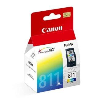Harga Canon Tricolour Ink cartridge รุ่น CL-811 CO (CMY)