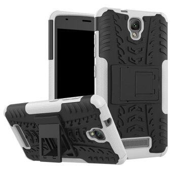 Harga BYT Rugged Armor Dazzle Back Cover Case for ZTE Blade L5 Plus - intl