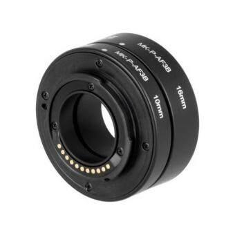 (IMPORT) Meike MK-P-AF3-B Plastic Auto Focus Automatic MacroExtension Tube DSLR (10mm, 16mm) for Panasonic & Olympus Micro4/3 System Camera
