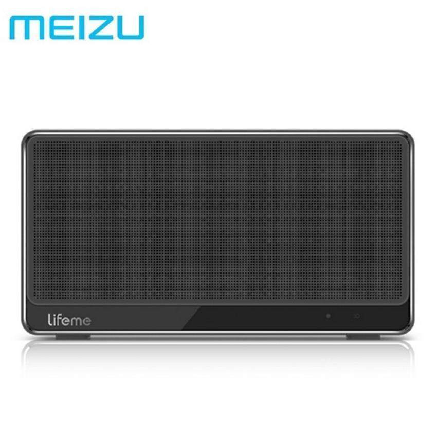 (Import)Meizu lifeme Wireless Subwoofer Speaker BTS30 HI-FI boxes HD Soud Quality Bluetooth 4.0 Channel wtih Handsfree Mic AUX IN(Grey) - intl