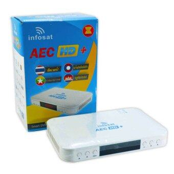 Infosat  Receiver Smart CKU รุ่น AEC HD+