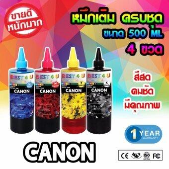 ชุดน้ำหมึก ใช้กับ INK CANON