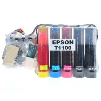 2561 INKTANK FOR EPSON T1100 + หมึก