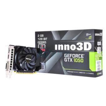 ราคา inno3D Garphic Card 2GB (GDDR5) PCIe GTX1050