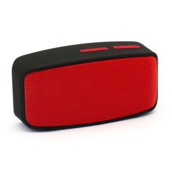 Innotech Mini Bluetooth Speaker ลำโพงบลูทูธ รุ่น N10U (Red) ...