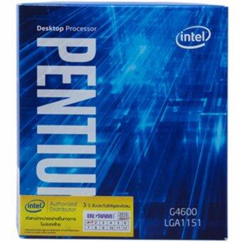 INTEL CPU - CENTRAL PROCESSING UNIT INTEL 1151 PENTIUM G4600 3.6 GHZ (KABY LAKE)