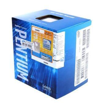 2561 Intel Pentium Central Processing Unit G4400 (Box Ingram) By Synnex