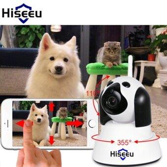 เสนอราคา IP Camera Home Security CCTV Camera Wi-Fi Wireless Smart Dog wifi Camera Surveillance 720P Night Vision Indoor Baby Monitor - intl