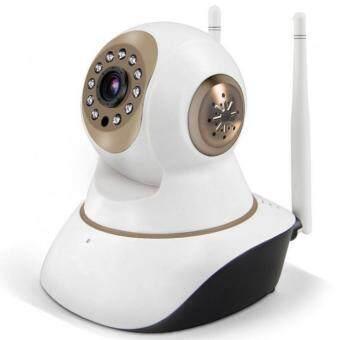 IP Camera W6A Outdoor/Indoor Wireless Wifi Security กล้องวงจรปิดอัจฉริยะ (คละสี)