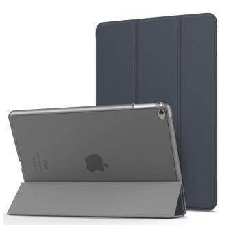 iPad Air 2 Case - Ultra Slim Lightweight Smart-shell Stand Coverwith Translucent Frosted Back