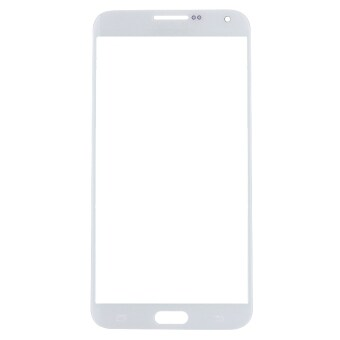 iPartsBuy Front Screen Outer Glass Lens for Samsung Galaxy E7(White)