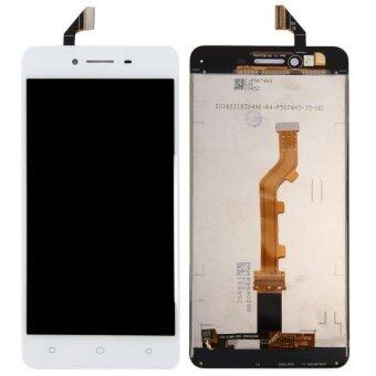 IPartsBuy OPPO A37 LCD Screen + Touch Screen DigitizerAssembly(White) - intl