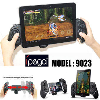 IPEGA IPEGA 9023 joystick เกมส์คอนโทรลเลอร์ บลูทูธไร้สาย, JoyPad,Bluetooth Game Controller , GamePAD รุ่น PG-9023 - สีดำ(...)