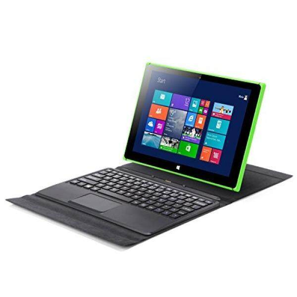 iRULU Walknbook 2 TabletLaptop 2-in-1 Windows 10 Notebook & Computer With Detachable Keyboard Intel Quad Core Processor Perfect For Work Games & Entertainment 2+32 GB Storage Green