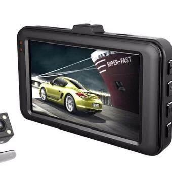 IT Car cameras กล้องติดรถยนต์ กล้องหน้า/กล้องหลัง Full HD 3.0