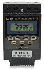 ITandHome เครื่องตั้งเวลา ควบคุมอุปกรณ์ไฟฟ้า รุ่น KG316T - สีดำ