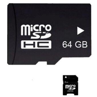 JK SHOP-Memory Card เมมโมรี่การ์ด Micro SD (SDHC) Class 10 64 GB