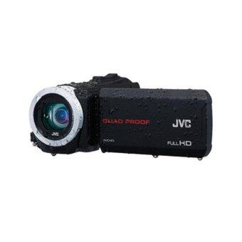 JVC GZ-R18 PAL Black