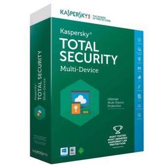 Harga Kaspersky Total Security 2017 (1 PC)