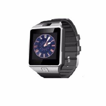 Kimi นาฬิกาโทรศัพท์ Smart Watch รุ่น DZ09 Phone Watch (Silver)