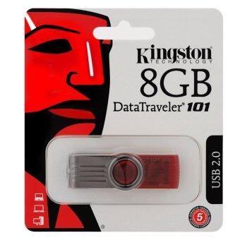 Kingston DT101 G2 USB 2.0 Flash Drive 8GB Pen Drive Pendrive Memory\nStick Pendrives (Red) (Intl)