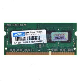ซื้อ/ขาย Kingston RAM DDR3L(1600, NB) 4GB Ingram/Synnex