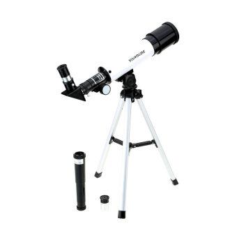 Visionking 360/50 มิลลิเมตร Monocular Space กล้องโทรทรรศน์ดาราศาสตร์ Refractor Scope พร้อมขาตั้ง