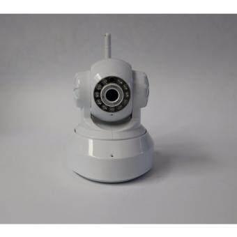 2561 KS IP Camera กล้องวงจรปิด 1.0 M HD720P (สีขาว/ดำ)รุ่น Q6
