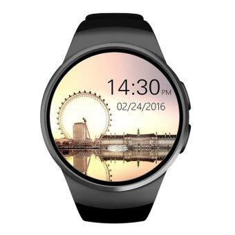 Harga KW18 Sport Smart Watch Heart Rate IPS Full Screen bluetoothsmartwatch Fitness Tracker for IOS Android - intl