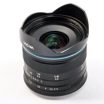 Laowa 7.5mm F2 for M4/3 - Black