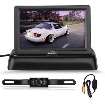 LCD Car Rear View