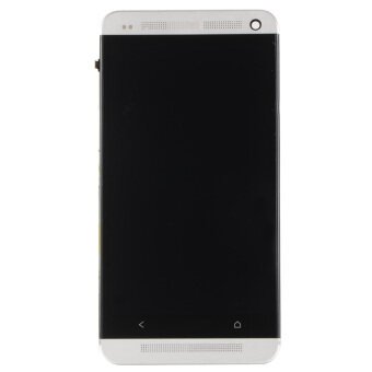 LCD Display Screen Touch Digitizer Assembly+Housing Frame for HTC One M7